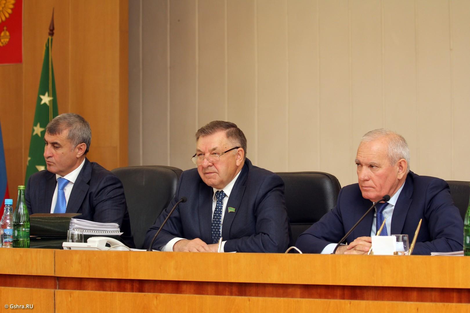 Фото пресс-службы Государственного Совета - Хасэ Республики Адыгея