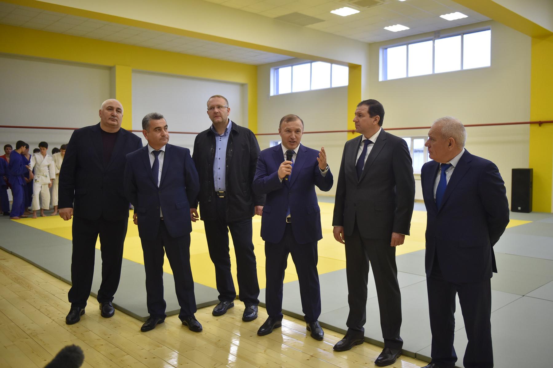 Фото пресс-службы Главы Республики Адыгея 19.12.2017 г.